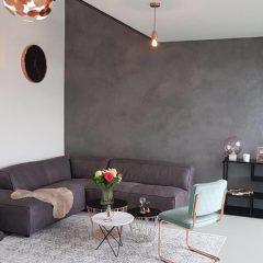 Woonproject Beton ciré Utrecht